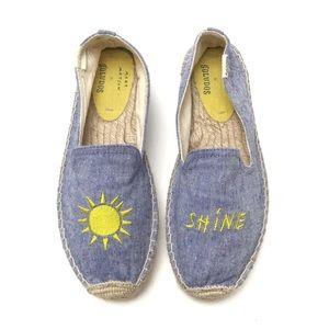 Soludos x Mary Matson Sun Shine Espadrilles